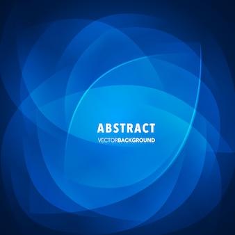 Абстрактный синий фон