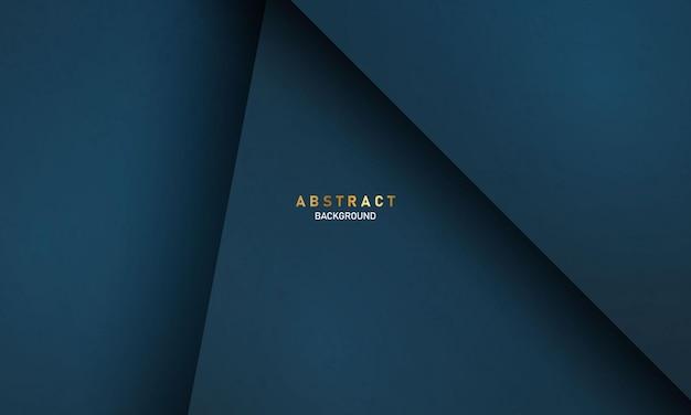 抽象的な青い背景