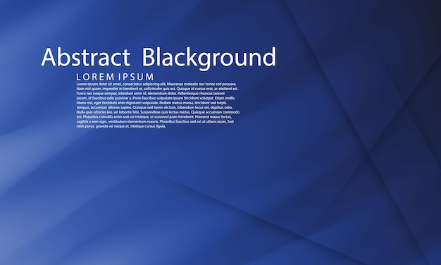 Abstract blue blurred gradient background ecology concept for your graphic design,