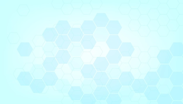 Abstract blue color of healthy and medical background.