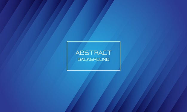 抽象的な青い幾何学的な動的背景。