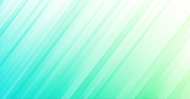 Abstract blue green background of geometric style