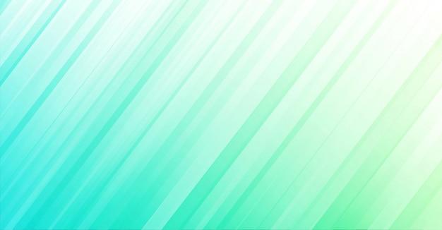 기하학적 스타일의 추상 파란색 녹색 배경