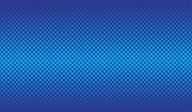 抽象的なブルーのハーフトーンの背景
