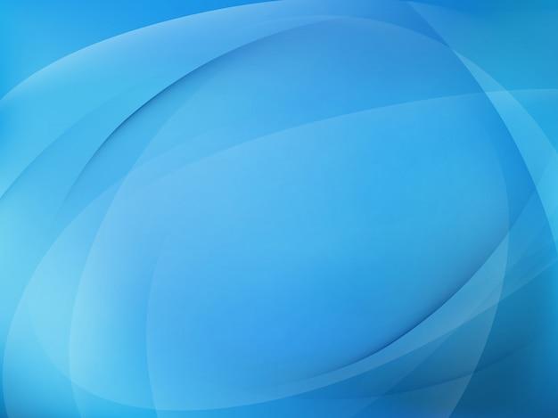 抽象的な青い光の背景。
