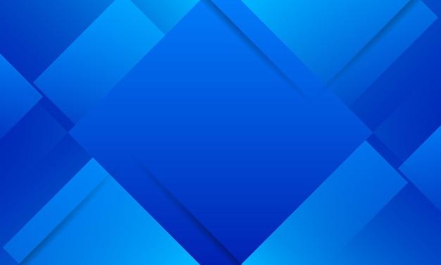 Абстрактный фон синие прямоугольники. векторная иллюстрация.
