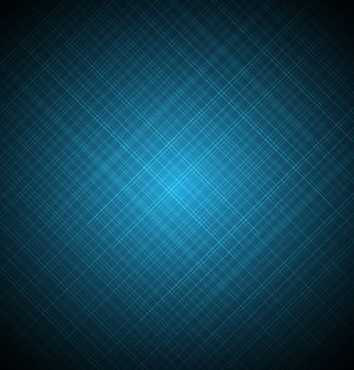 Abstract blue shining blurred lines textured background