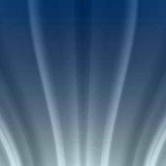 Abstract blue striped curtain background
