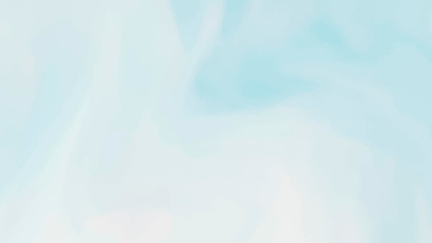 抽象的な青い水彩背景ベクトル