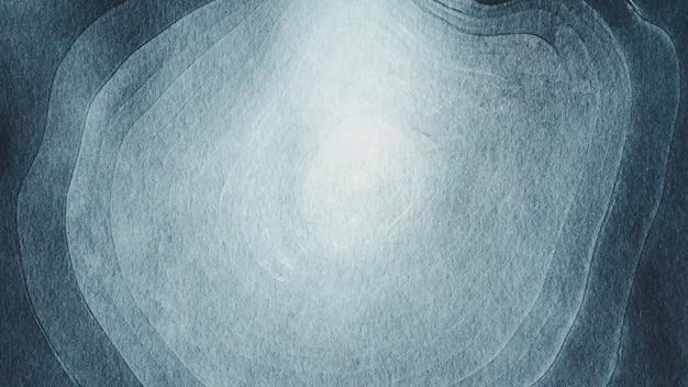 Vettore blu astratto dell'elemento di disegno dell'acquerello