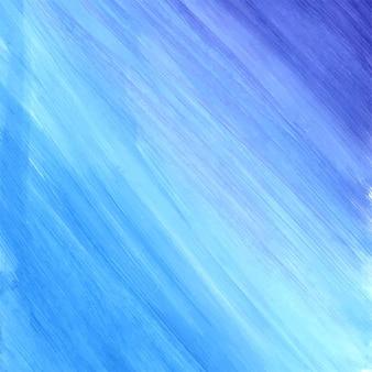 抽象的な青い水彩テクスチャの背景