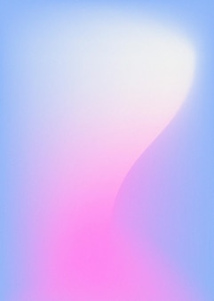 Sfocatura astratta sfondo sfumato rosa blu design