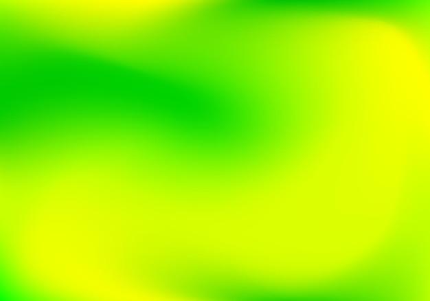 배경 화면에 대한 추세 녹색 노란색 및 라임 색상으로 추상 흐림 그라데이션 배경