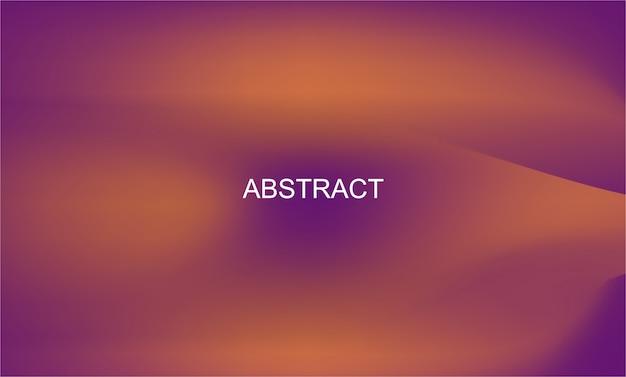 Абстрактный размытый фон градиента Premium векторы