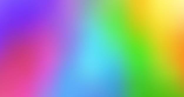 추상 흐리게 다채로운 그라데이션 메쉬 배경입니다. 무지개 배경 벡터 디자인입니다. 현대적인 색 구성입니다.