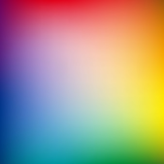 Abstract blurred gradient background