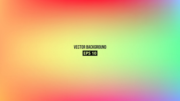 Abstract blurred gradient mesh background. c