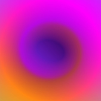 Abstract blurred multicolored swirl background