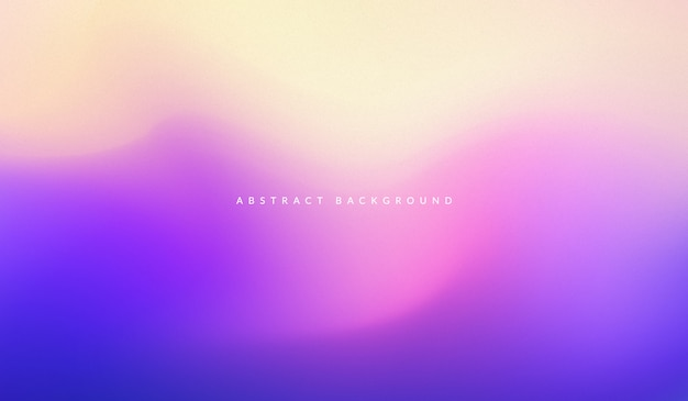 Abstract blurred purple mesh gradient background