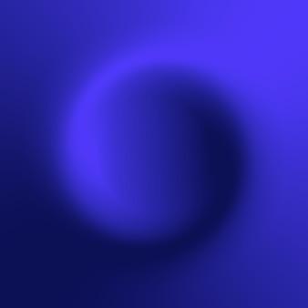 抽象的なぼやけた渦巻き半径の背景