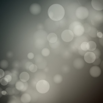 Abstract bokeh background. vector illustration