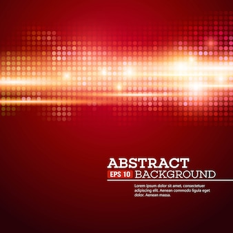 Abstract bokeh lights background. disco music. vector illustration