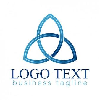 추상 브랜드 로고