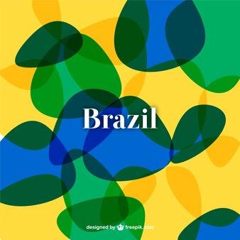 Astratto brasile calcio sfondo