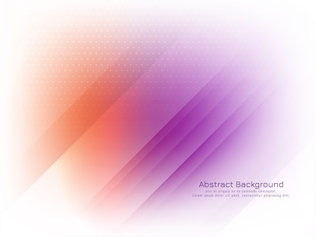 Abstract bright colorful stripe background vector
