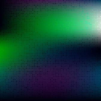 Abstract bright colors minimal mosaic background with halftone gradient effect.