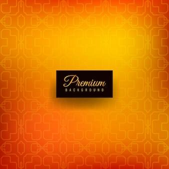 Abstract bright premium decorative background