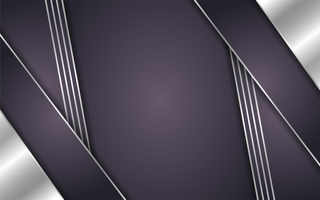 Abstract brown background with line silver