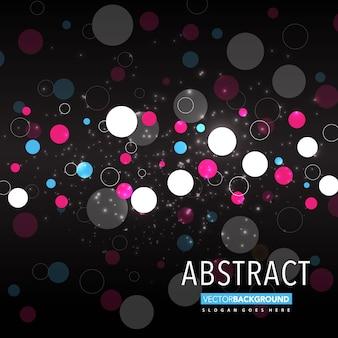 Абстрактный светлый пузырь
