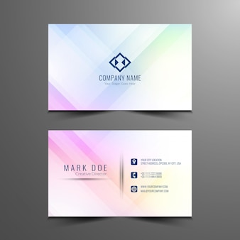 Business card vectors photos and psd files free download abstract business card design template colourmoves