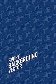 極端なジャージチーム、レース、サイクリング、レギンス、サッカー、ゲーム、スポーツのカラーリングのための抽象的なカモフラージュの背景。