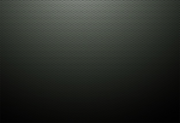 Abstract carbon background