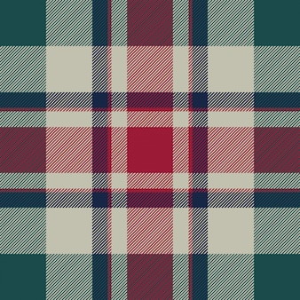 Abstract check plaid seamless fabric texture