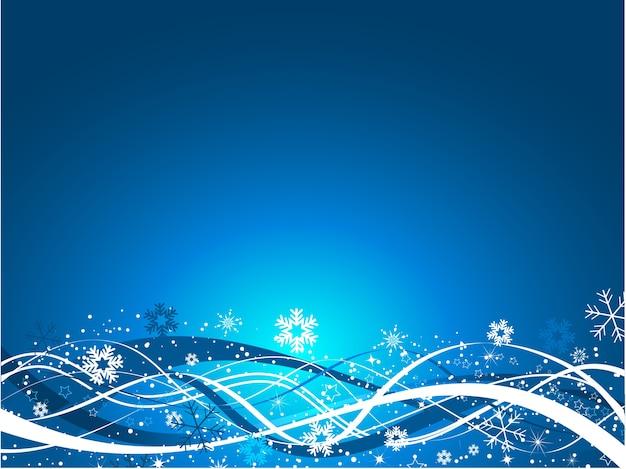 Абстрактный рождественский фон