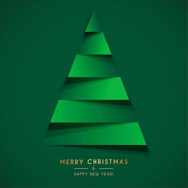 template for christmas tree
