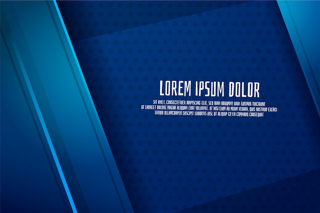 Abstract classic blue background