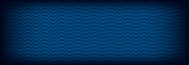 Abstract classic blue with overlay layers background