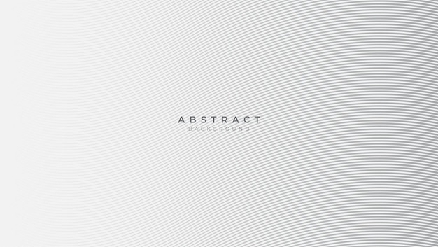 Abstract classic white background with geometric shape