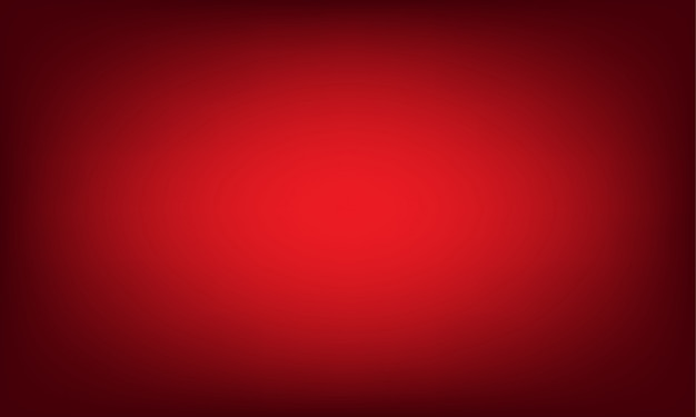 Abstract color red background