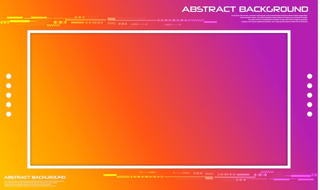 Abstract colorful background. fluid shapes composition.