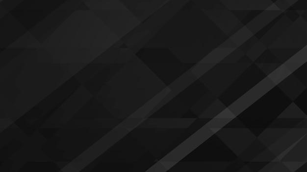 黒い色の交差するストライプの抽象的なカラフルな背景