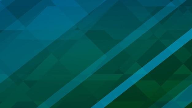 水色の交差するストライプの抽象的なカラフルな背景