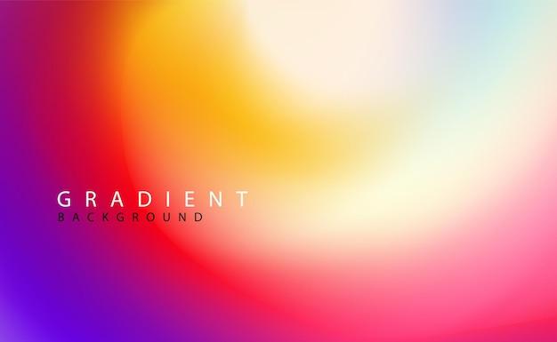Абстрактный красочный размытый фон для вашего веб-сайта или презентации. мягкий минималистичный фон спектра