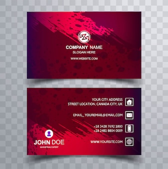 Visiting card background vectors photos and psd files free download abstract colorful business card background vector colourmoves