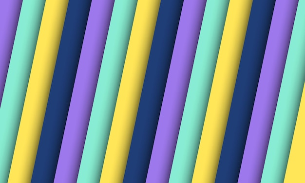 Abstract colorful diagonal stripes pattern background. best smart design for your business.
