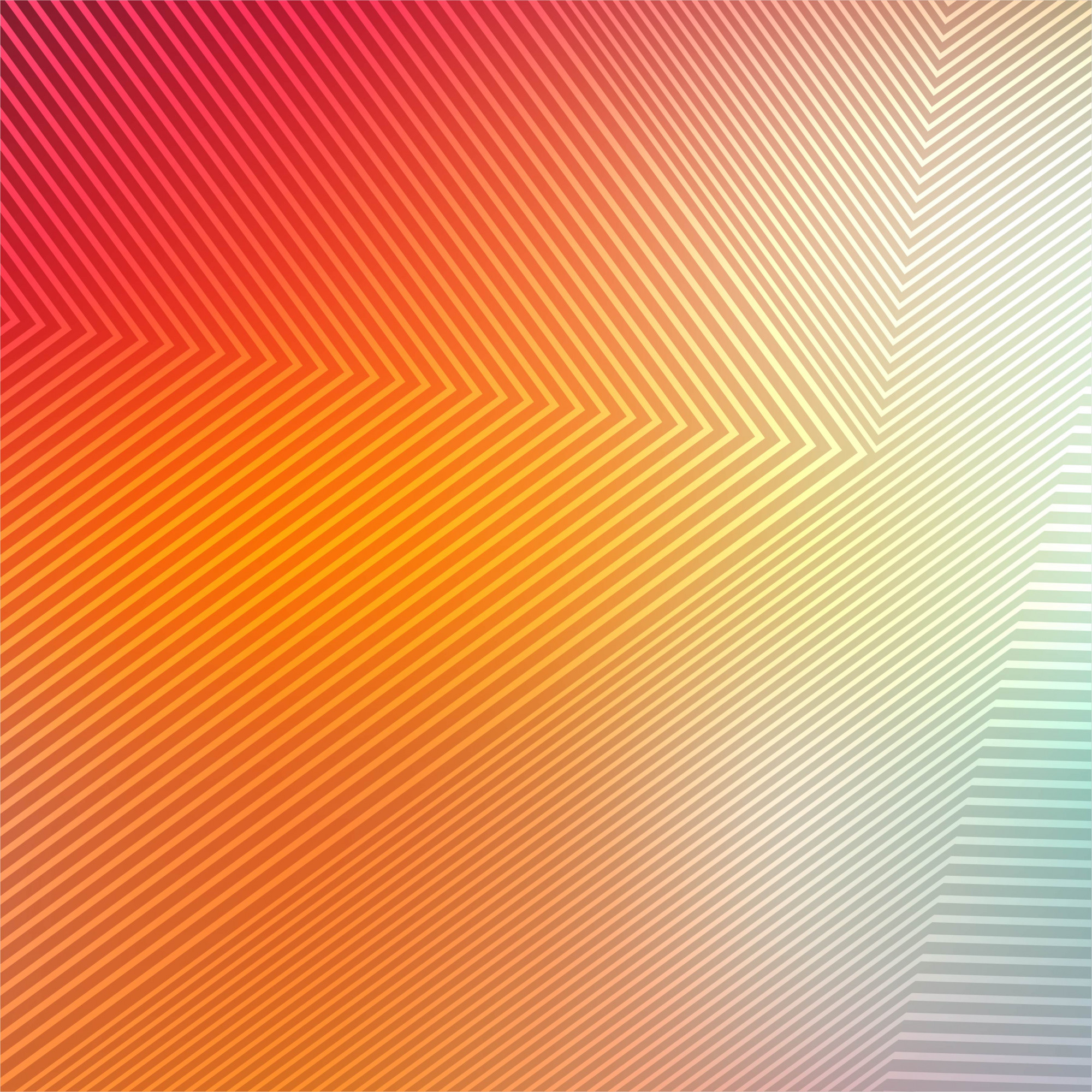 Abstract colorful geometric lines background